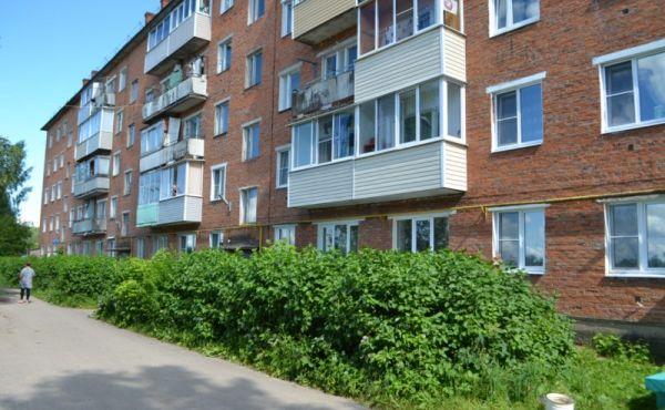 Двухкомнатная квартира в деревне Красная Гора Волоколамского района